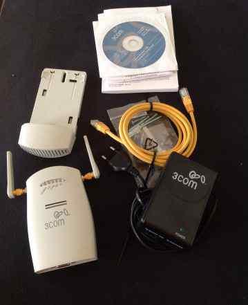 3COM Wireless 7760 11a/b/g PoE Access Point