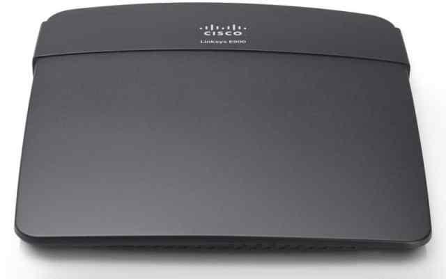 Роутер Cisco Linksys E900