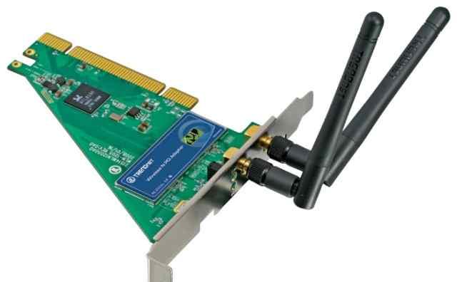 Trendnet TEW-643PI Wi-Fi-адаптер