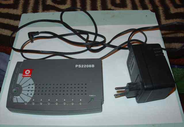 Коммутатор switch Compex PS2208B