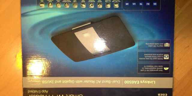 Cisco Linksys EA6500 Smart Wi-Fi Router