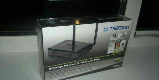 Wi-Fi точка доступа/роутер TEW-638PAP новый
