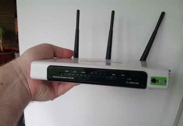 Роутер TL-WR941ND wifi b/g/n