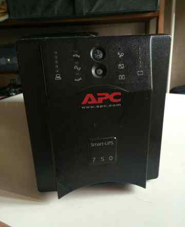 APC Electric Smart-UPS 750VA/500W USB