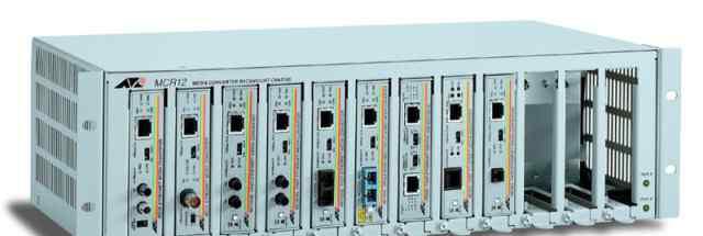 Шасси Allied Telesis (AT-MCR12-50)
