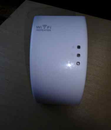Усилитель сигнала wi-fi WS-WN518N2