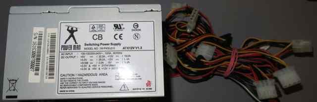 Блок питания Inwin IW-P430J2-0 430W