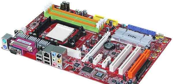 MSI K9N Neo V2