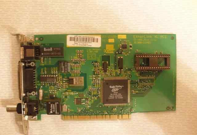 Сетевая карта 3Сom 900-combo 10 mbps
