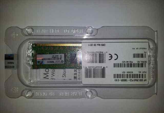 Модуль памяти HP (500656-B21) 2GB (1x2Gb) 2Rx8 PC3