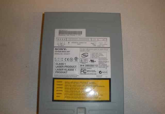 Оптический привод (CD-ROM) Sony CDU5211