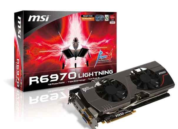 Radeon HD 6970 Lightning(2048-gddr5)