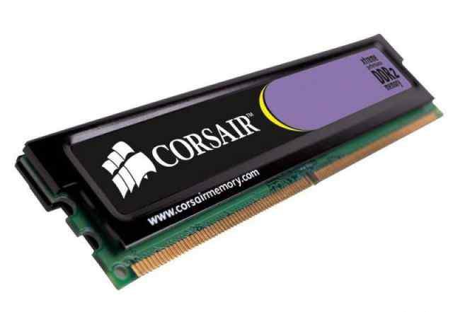 Corsair, Ballistix, оверлокерская, SO DDR, CPU 478