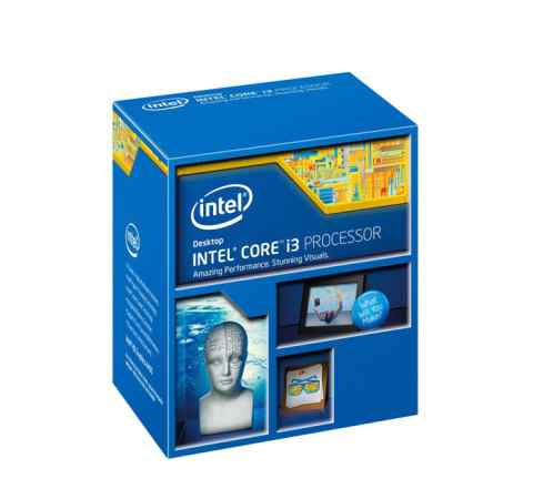 Intel Core i3-4330 (box) новый, нераспечатанный