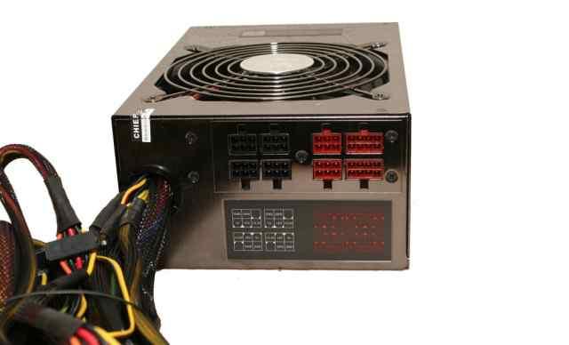 Блок питания Chieftec CFT-1000G-DF 1000W