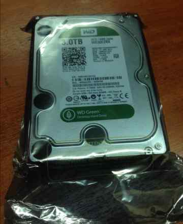 WD 30ezrx. Western Digital Green 3Tb