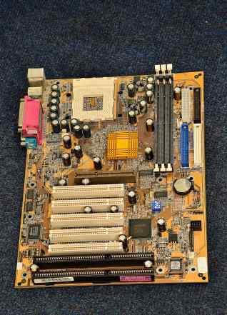 GA-7IXE4 ATX - Socket A - AMD-750