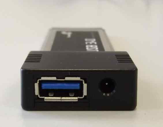 Seagate USB 3.0 PCI Express Card Адаптер