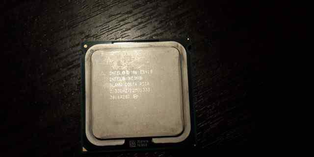 Xeon E5410/06 2.33Ghz /12m/1333 771 сокит 4х ядерн