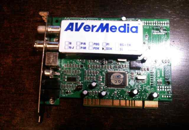 TV-тюнер AverMedia