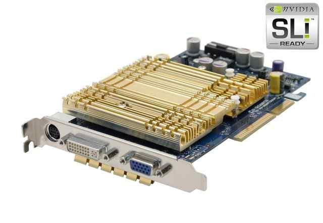 Gigabyte GV-N66T128VP GeForce 6600GT