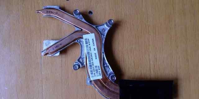 Трубка радиатор охлаждения для ноутбука Dell D630