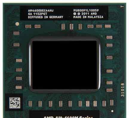AM4600DEC44HJ A10-4600M процессор для ноутбука