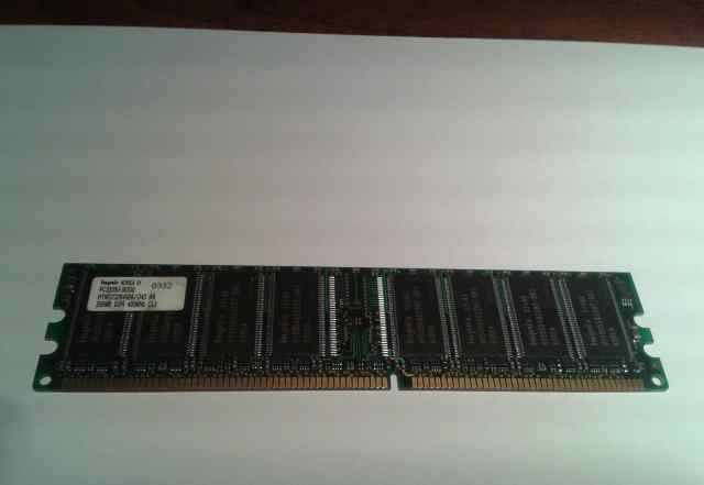 Hynnix 256MB pc3200u DDR 184pin 400Mhz CL3 dimm