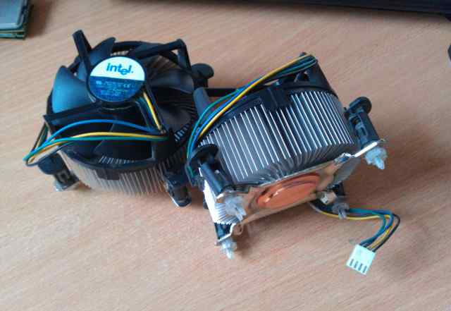 Intel BOX LGA775 медь