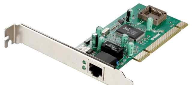 гигабитную сетевую карту D-link DGE-530T