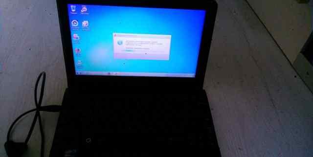 Netbook samsung NC 110
