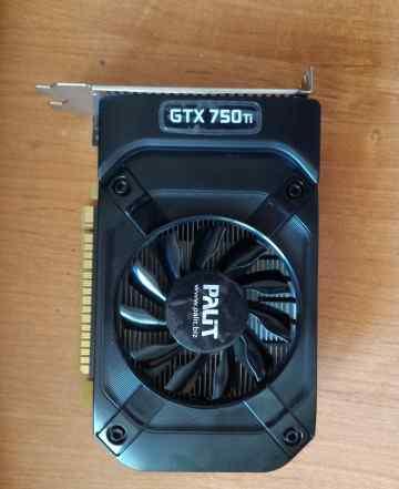 GeForce GTX 750 Ti 2GB gddr5