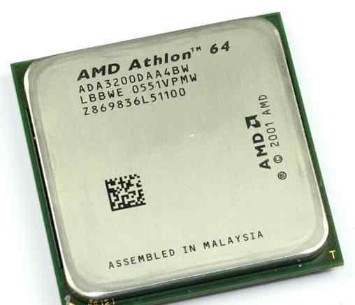 Процессор AMD Athlon 64 3200+ (S939)