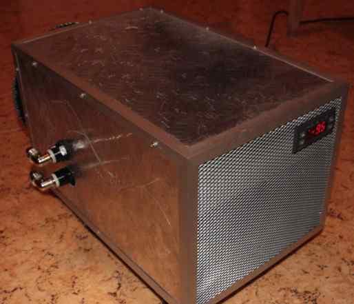 Система водяного охлаждения waterchiller