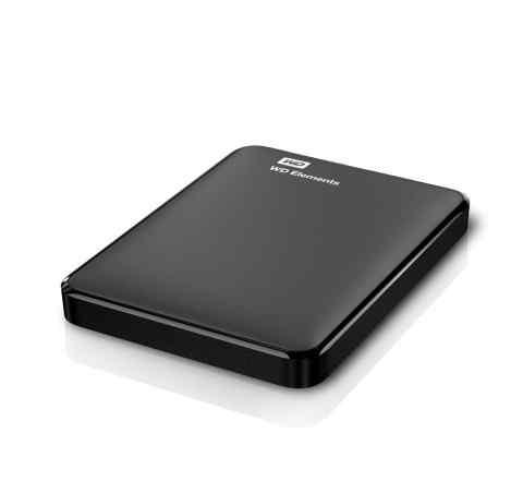 Внешний жесткий диск WD Elements 500gb