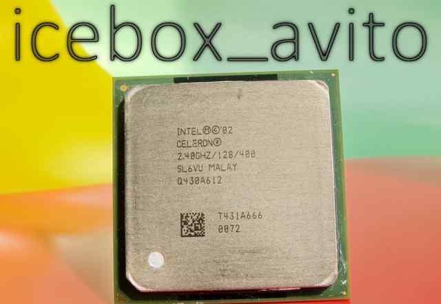 Intel Celeron 2.4 (SL6VU)