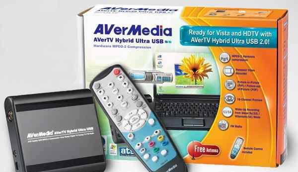 AverTV Hybrid USB