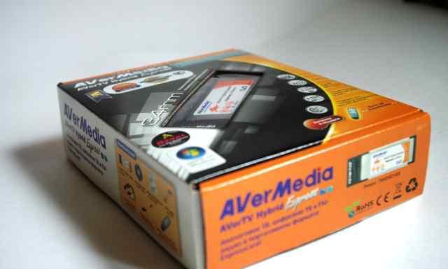 TV- и FM-тюнер Avertv Hybrid Express (A577)