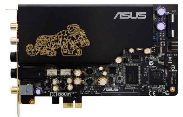 Asus Xonar Essence STX