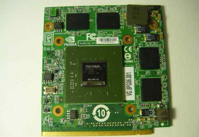 Видеокарта ноутбука Acer nVidia GeForce 8600m GT