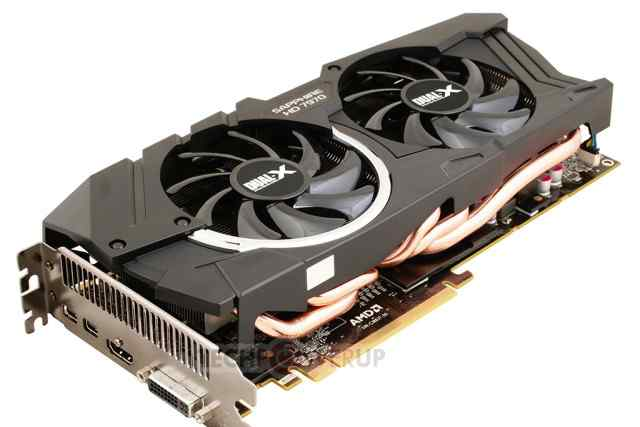 Видеокарта AMD radeon HD7970 3gb