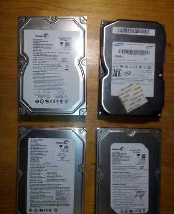 HDD (жесткие диски) для настольных PC (SATA + IDE)