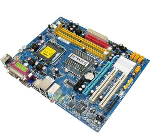 Gigabyte G31 LGA775+ Xenon FSB 1333, DDR2-1066