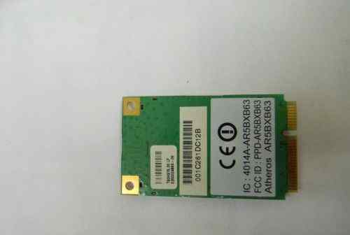 WiFi модуль Atheros AR5BXB63 Mini PCI-E 802.11 b/g