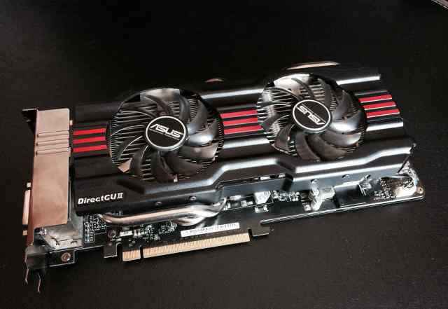 Видеокарта Asus GeForce GTX 770 DC2OC-2GD5