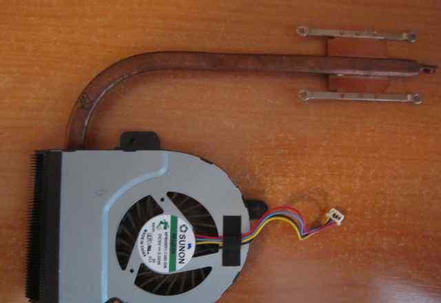 Система охлаждения Asus X55A