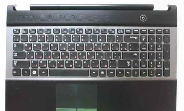 Samsung RC530 RU клавиатура новая
