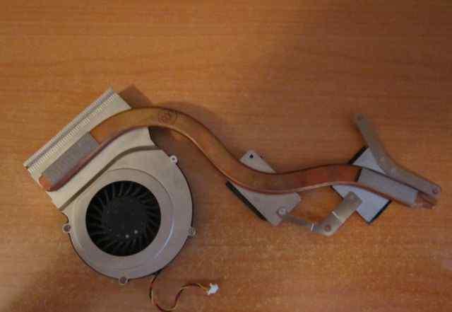 Система охлаждения для MSI CR630 MS-168B1