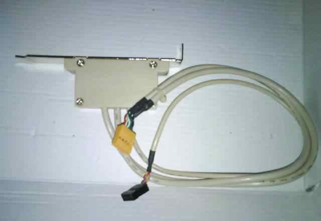 Контроллер USB2.0 (2 порта)