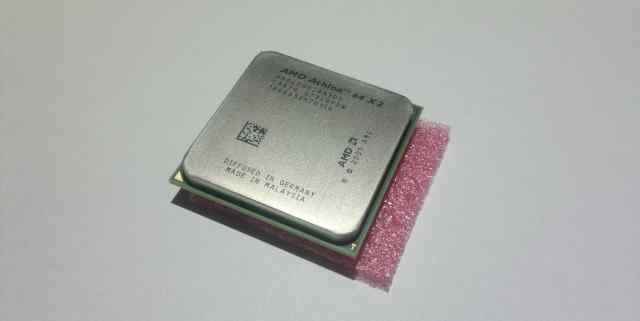 AMD Athlon 64 X2 4000 Socket AM2